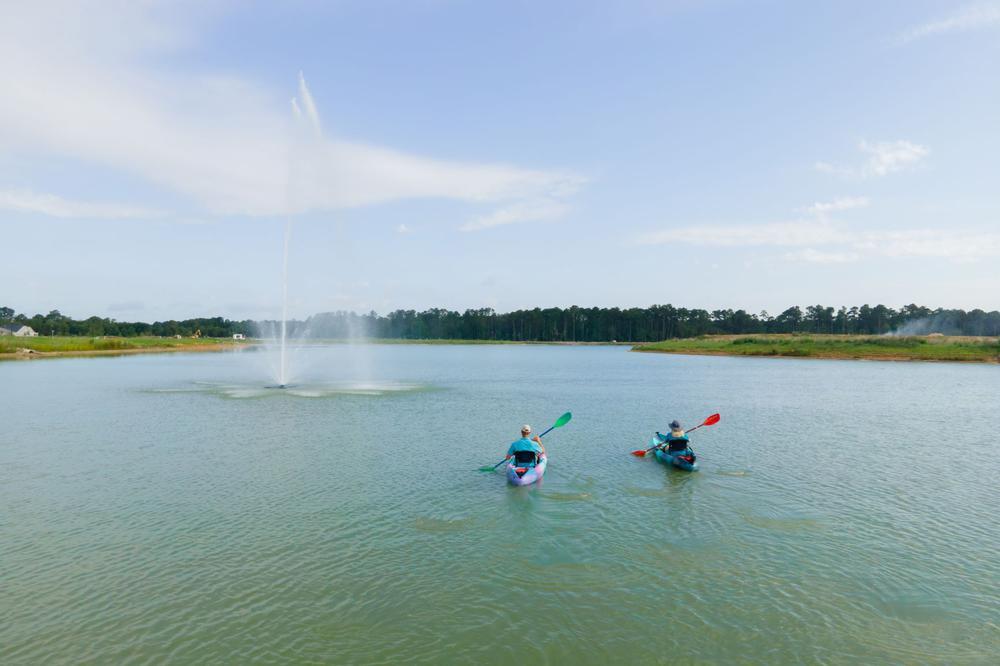 26 Acre Lake