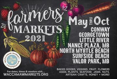 Farm Fresh- It's Farmer's Market Season!